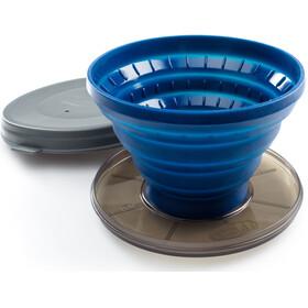 GSI Filtre et support café - pliable bleu
